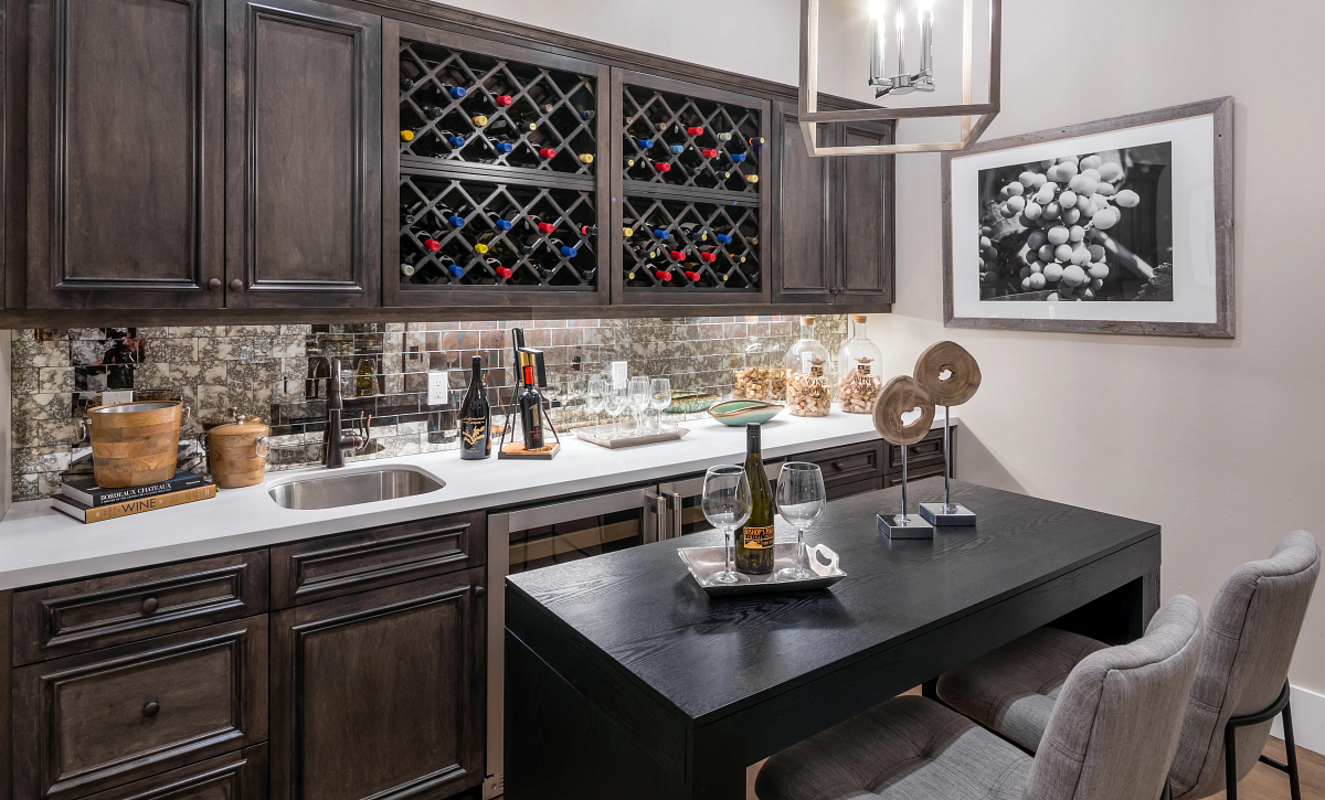 Trilogy Monarch Dunes Dolcetto Wine Room