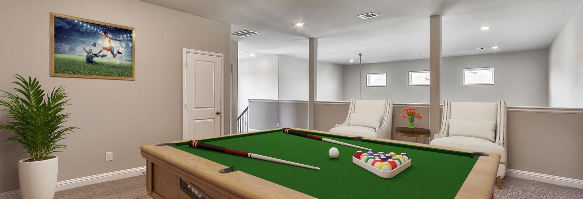 Plan 5049 Gameroom