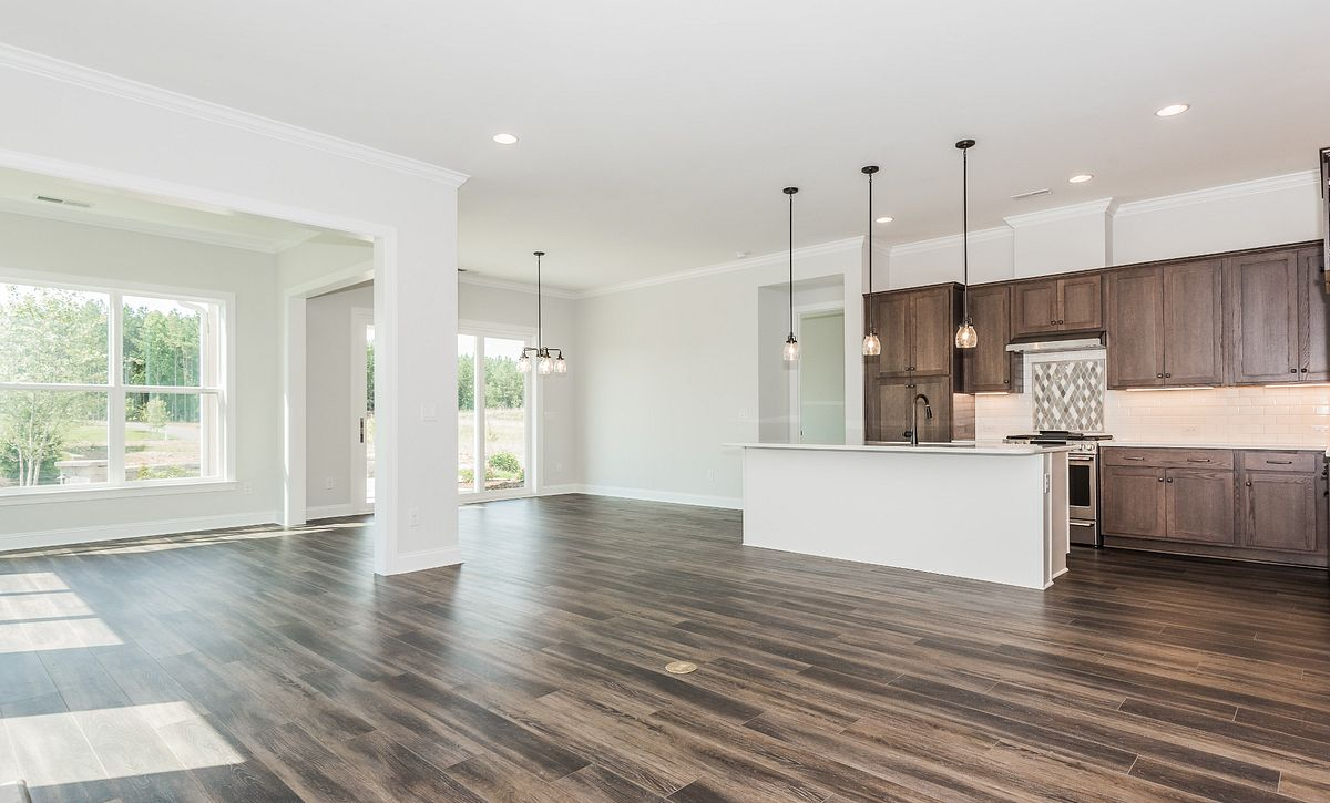 Trilogy Lake Norman Quick Move In Homesite 713 Great Room