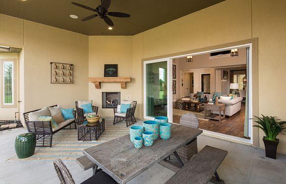 Plan 6020 Outdoor Living
