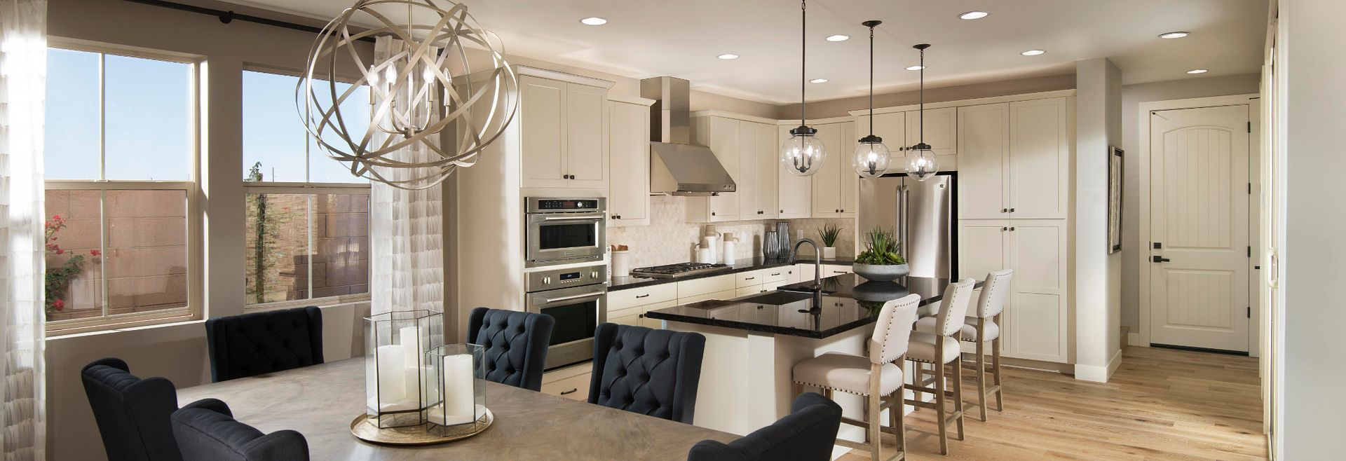 Capella Plan Kitchen