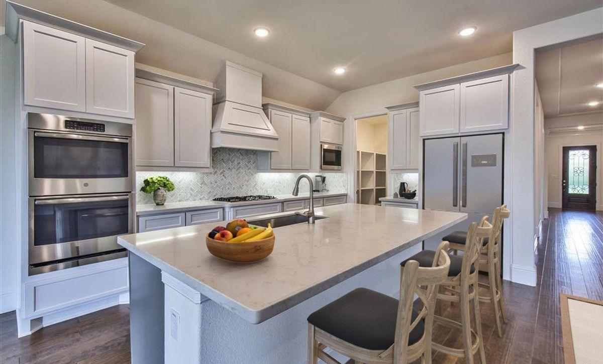 Plan 5029 Kitchen
