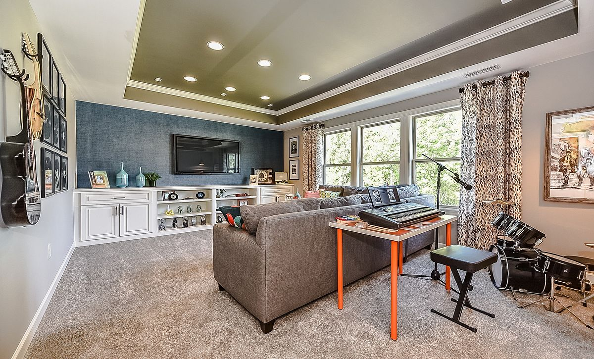 Redwood plan Rec Room