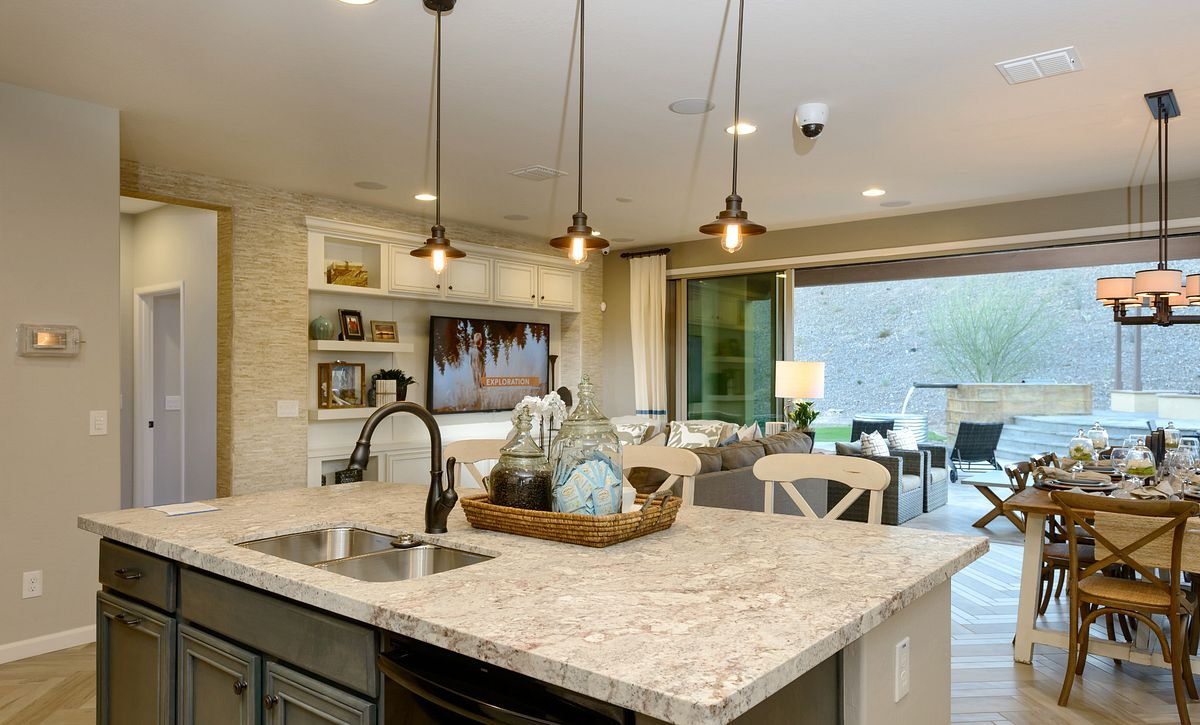 Juniper Model Kitchen