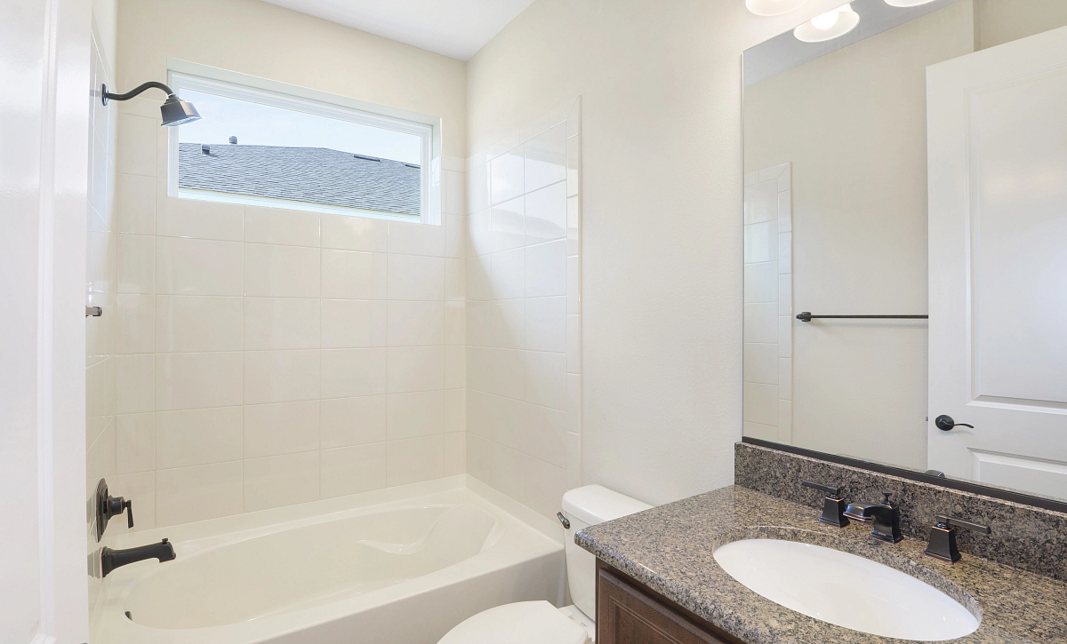 Trilogy at Ocala Preserve Quick Move In Home Refresh Plan Guest Bath