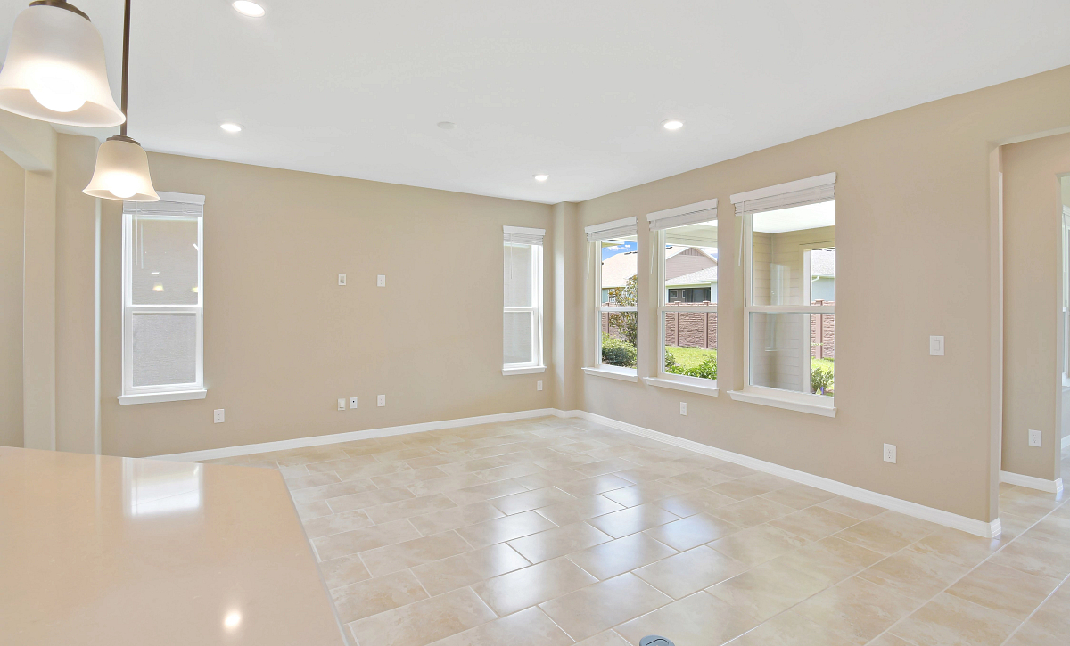 Trilogy at Ocala Preserve Quick Move In Home Monaco Great Room