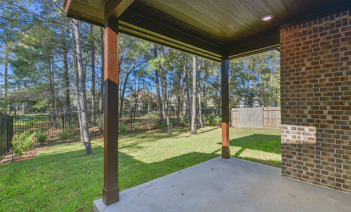 Plan 4039 Outdoor Living