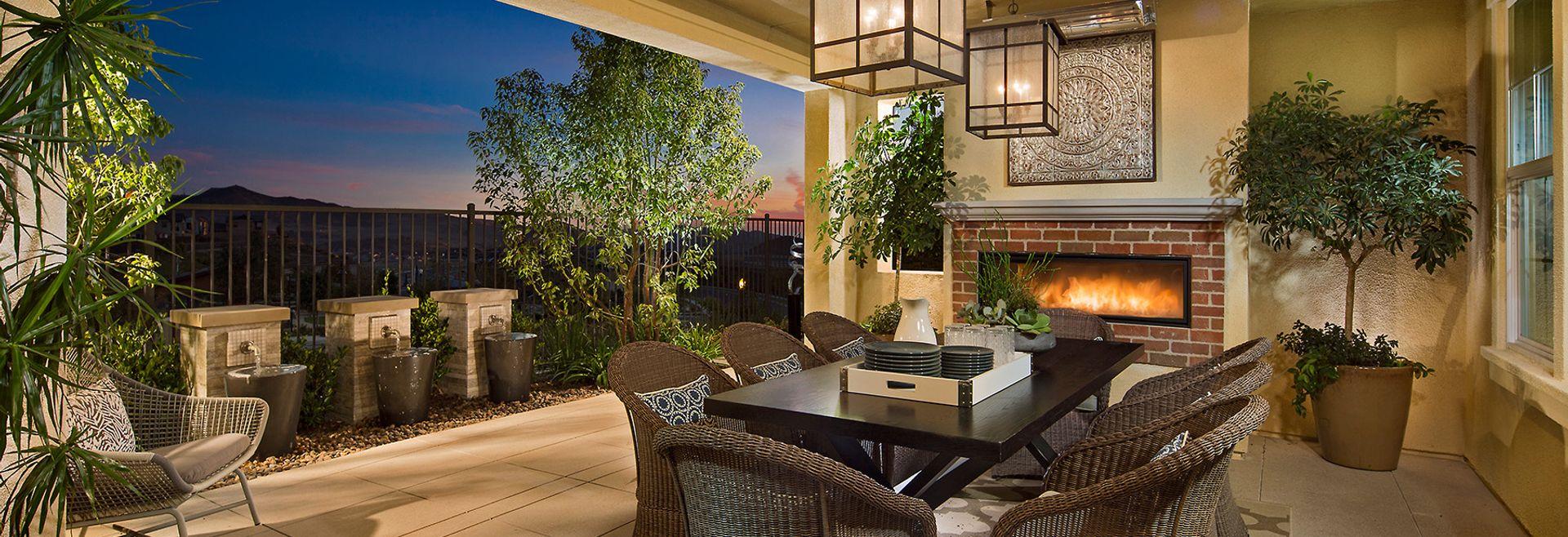 Cortesa Plan 3 Outdoor Room