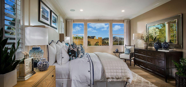Cortesa at Esencia Plan 3 Master Bedroom