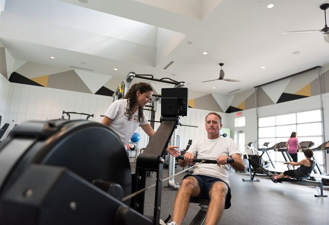 Trilogy Lake Norman Fitness Center