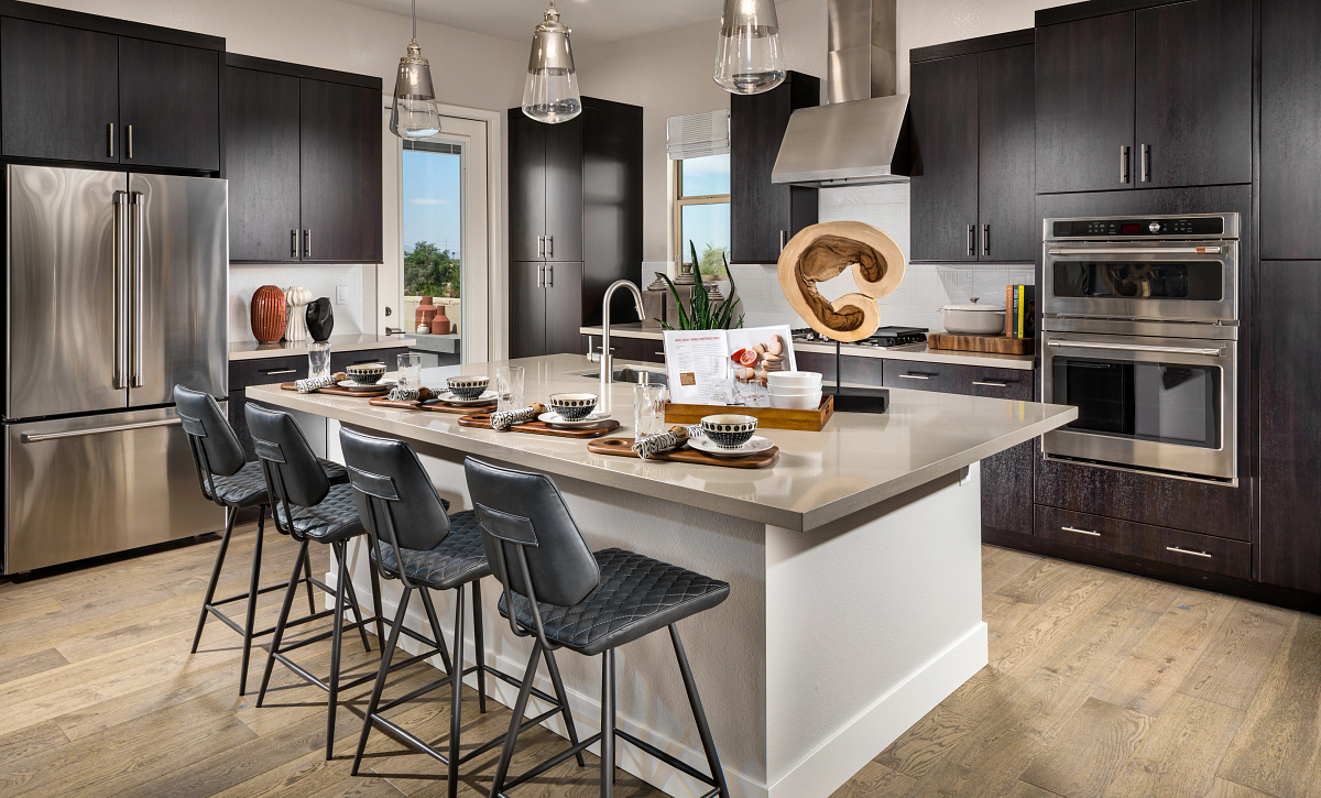 Trilogy Summerlin Radiant Kitchen