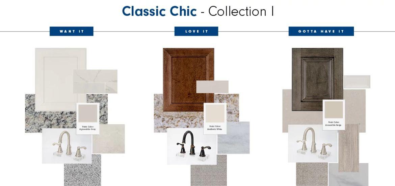 Design Joy Classic Chic Collection I