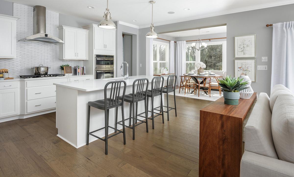 Cambridge plan Kitchen & Morning Room