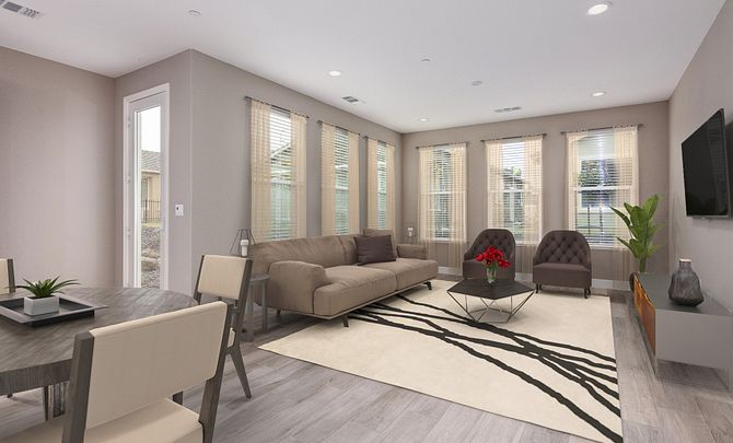 Trilogy Rio Vista Lot 0020 Great Room