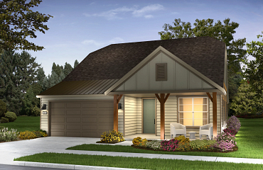 Trilogy at Lake Frederick Aspen Plan Exterior