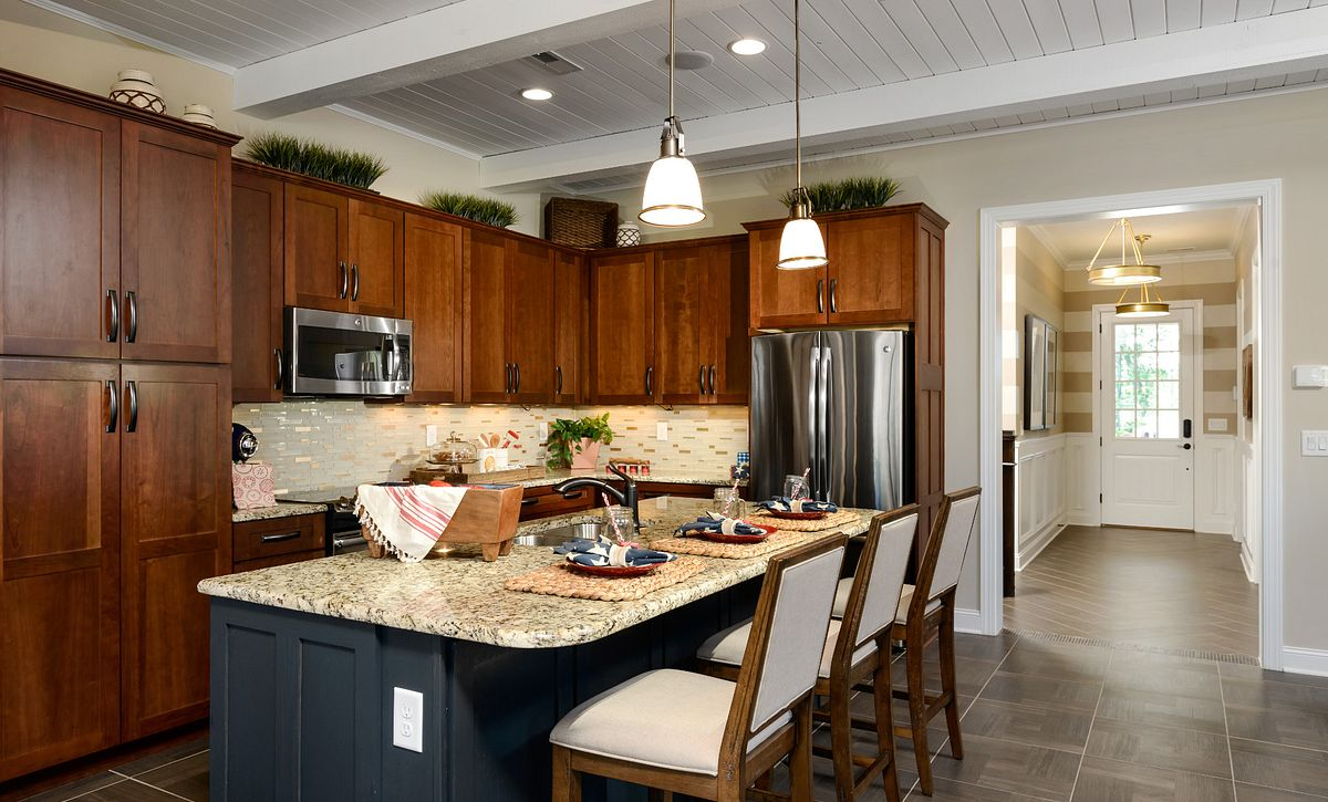 Trilogy Lake Norman Graham Plan Kitchen
