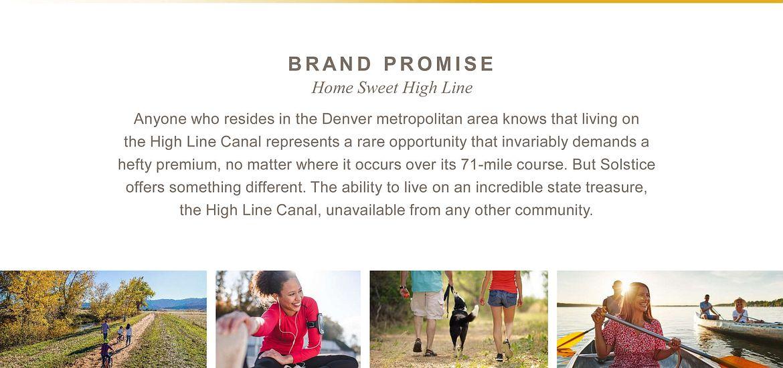 Solstice Brand Promise