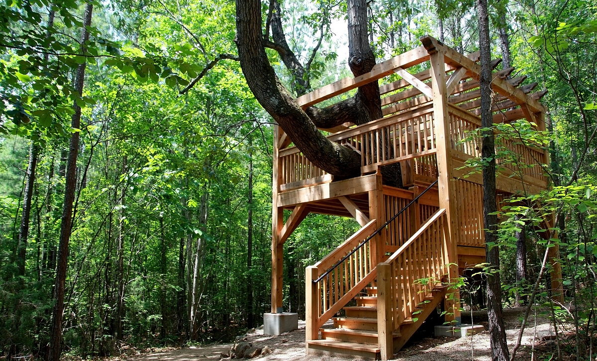 Treehouse within the Trails at Trilogy Lake Norman