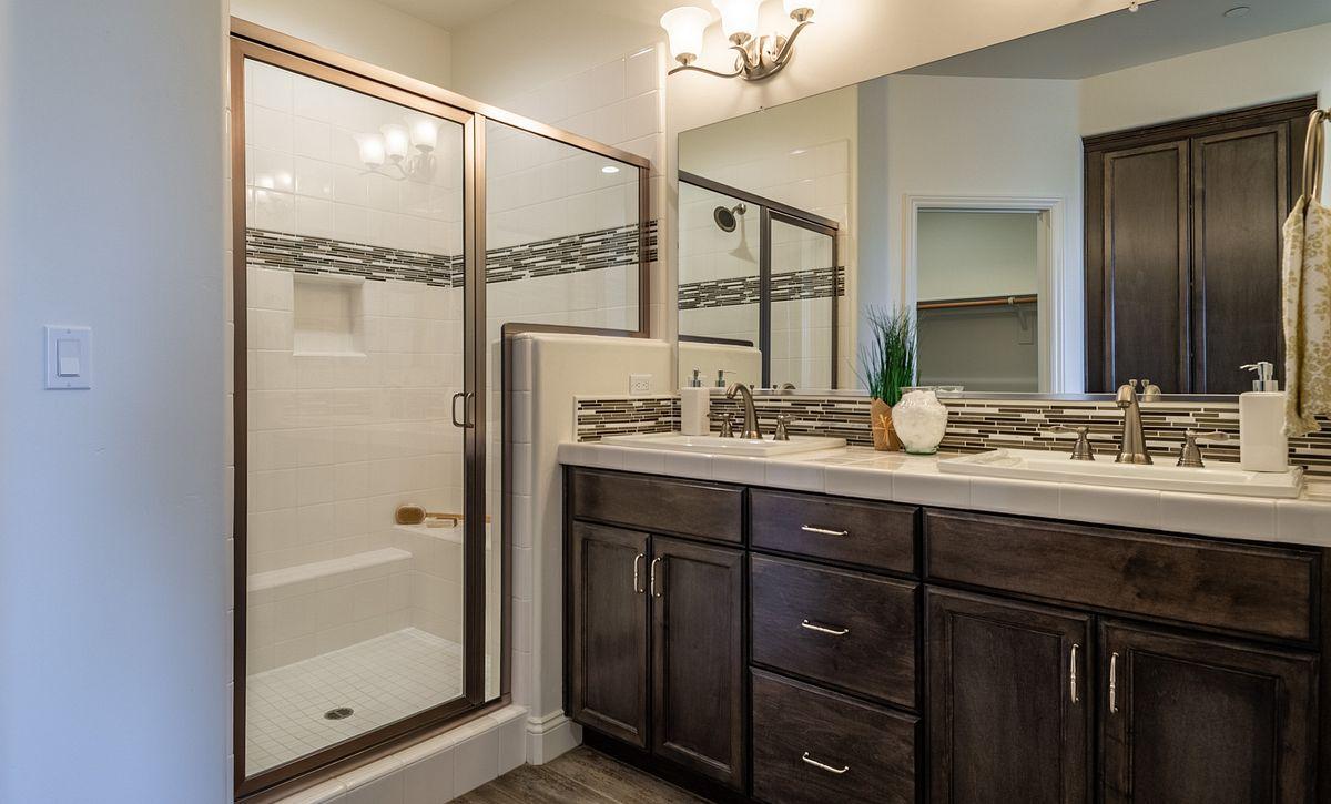 Monarch Ridge Townhomes Sage+ Master Bath