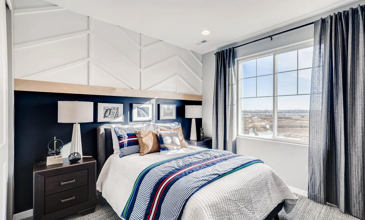 Solstice Stargaze Morningside Bedroom 4
