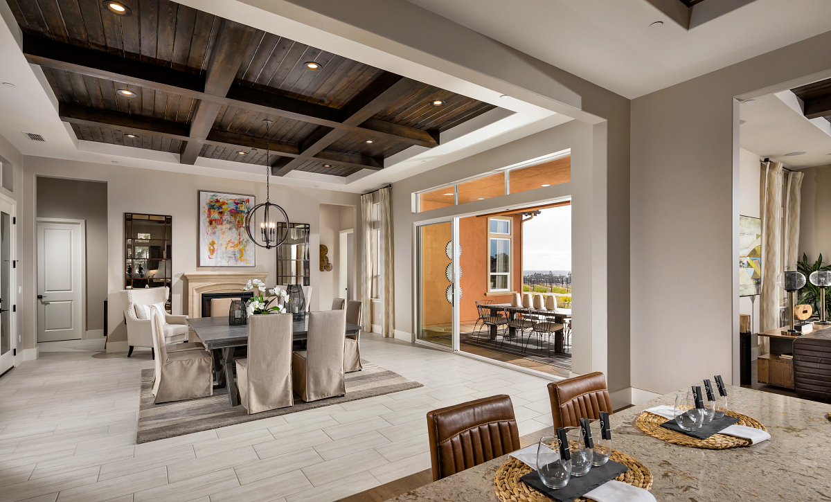 Trilogy Monarch Dunes Dolcetto Dining Area