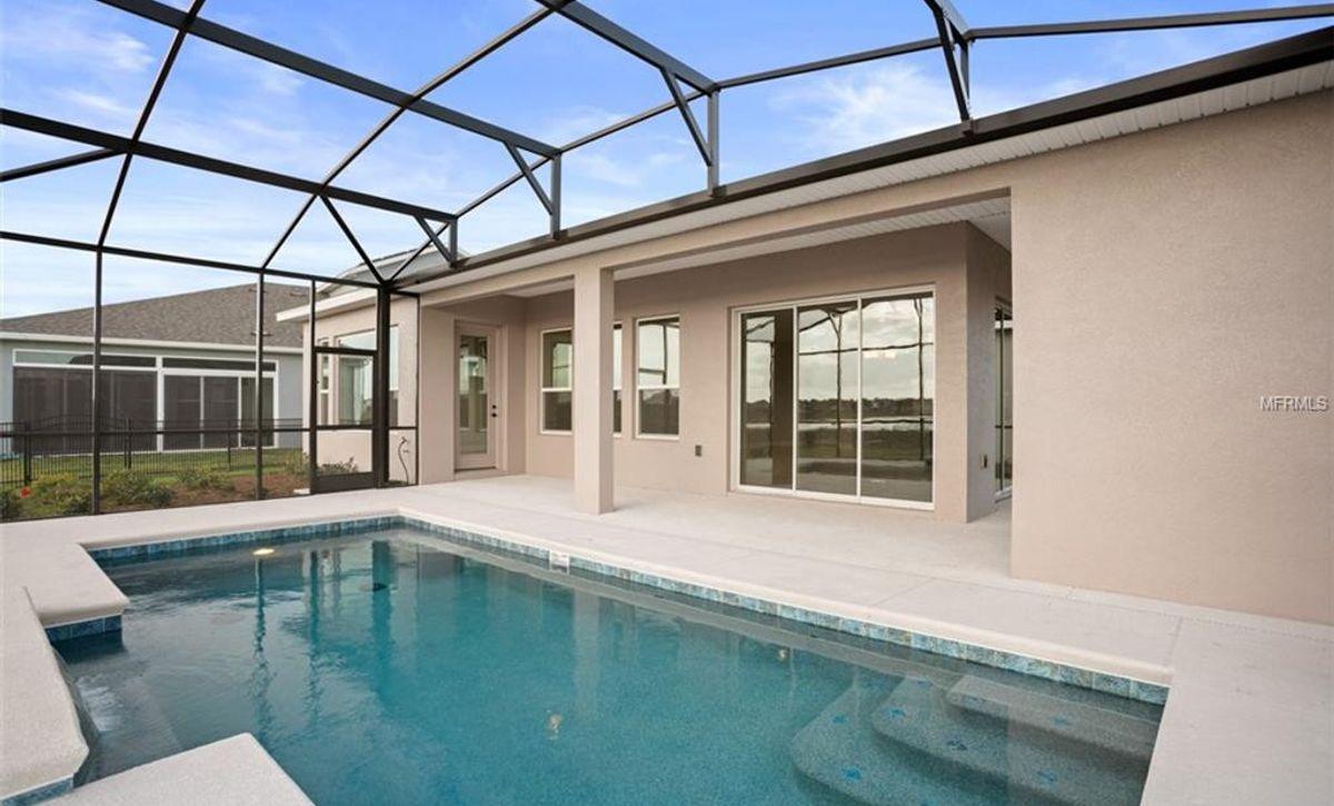 Trilogy Orlando Imagine Plan Quick Move In Home