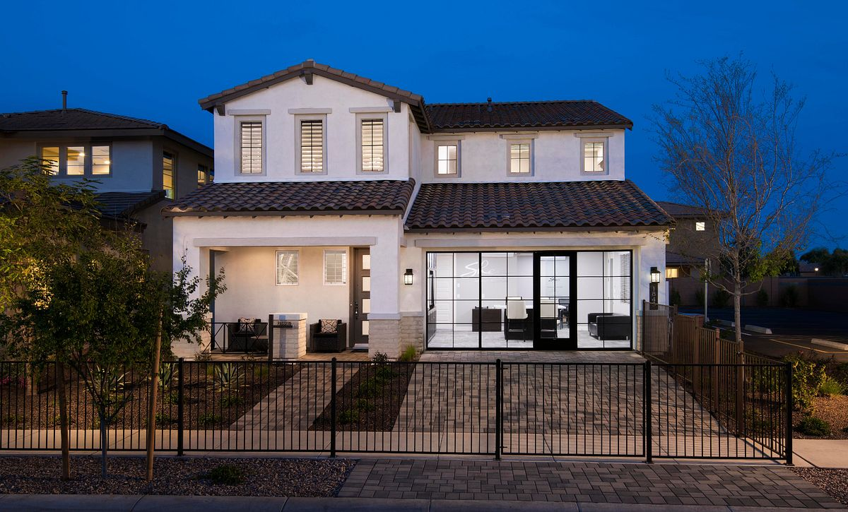 Ambition at Recker Pointe Passion Model Exterior