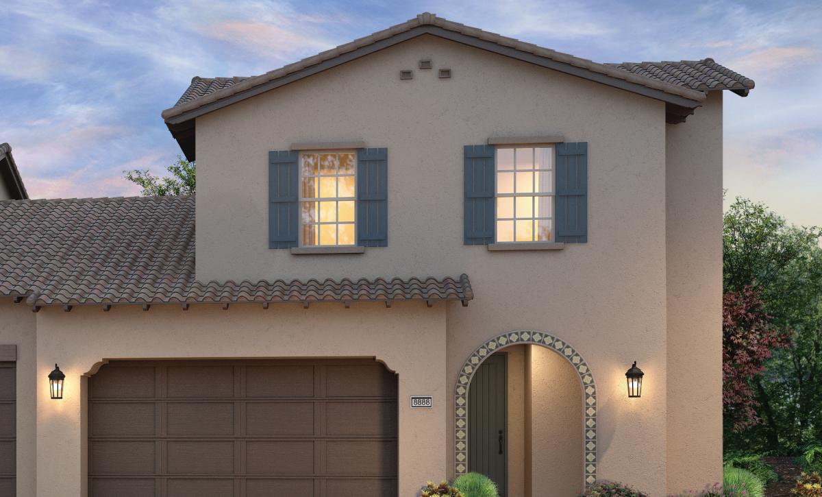 Shea Homes Rice Ranch Acacia+ Lot 259 Floorplan