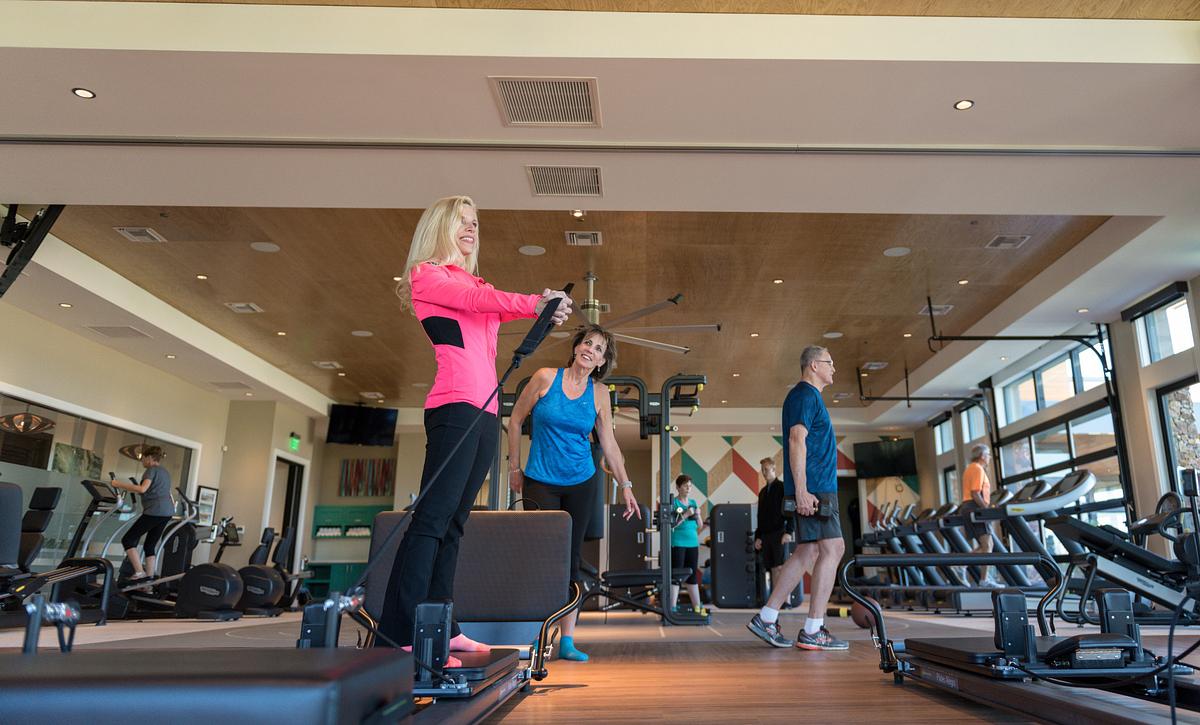Afturburn Fitness Center