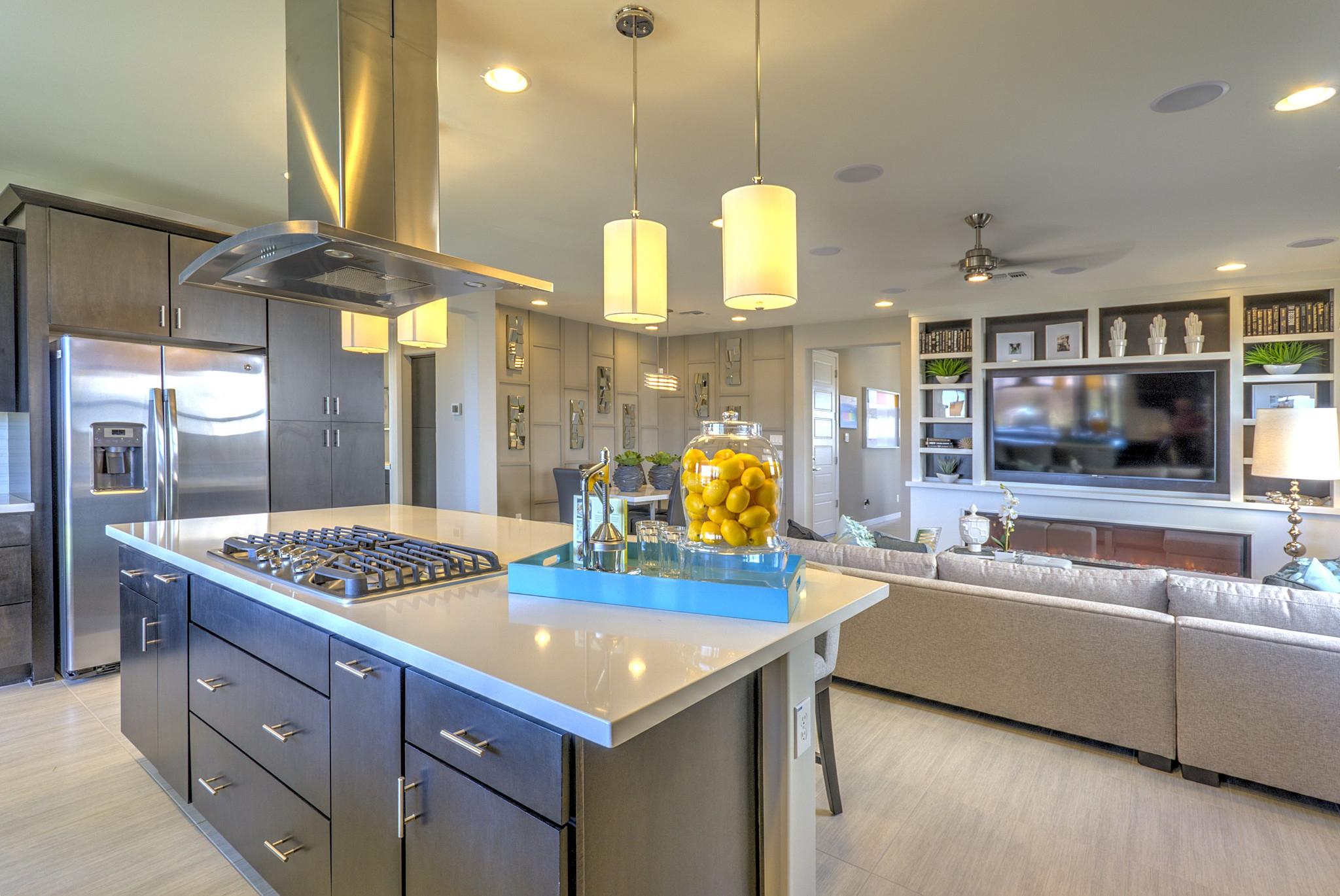 Ambition at Eastmark Hope Plan 3583 Kitchen