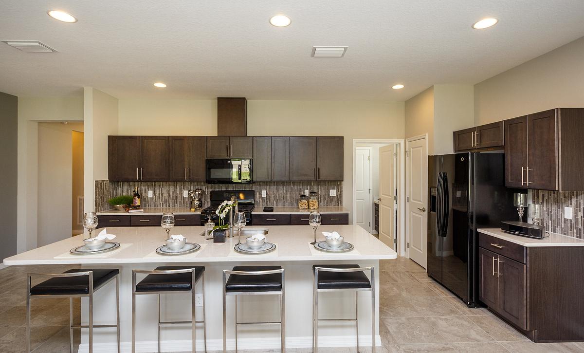 Trilogy Orlando Affirm Model Home kitchen