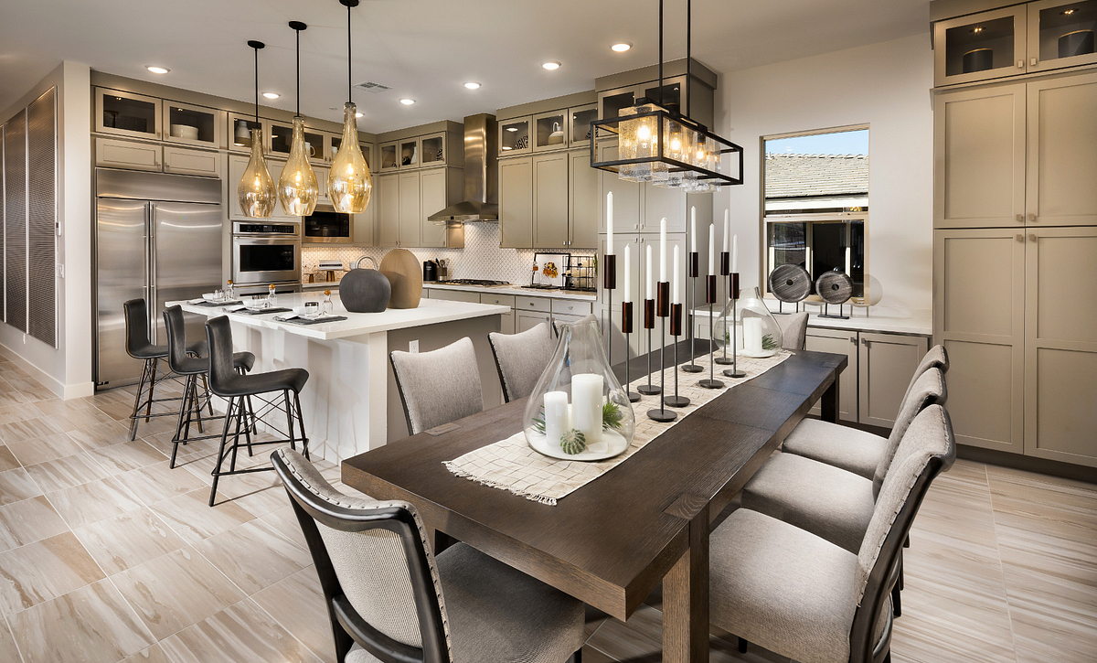 Trilogy in Summerlin Indulge Kitchen & Dining