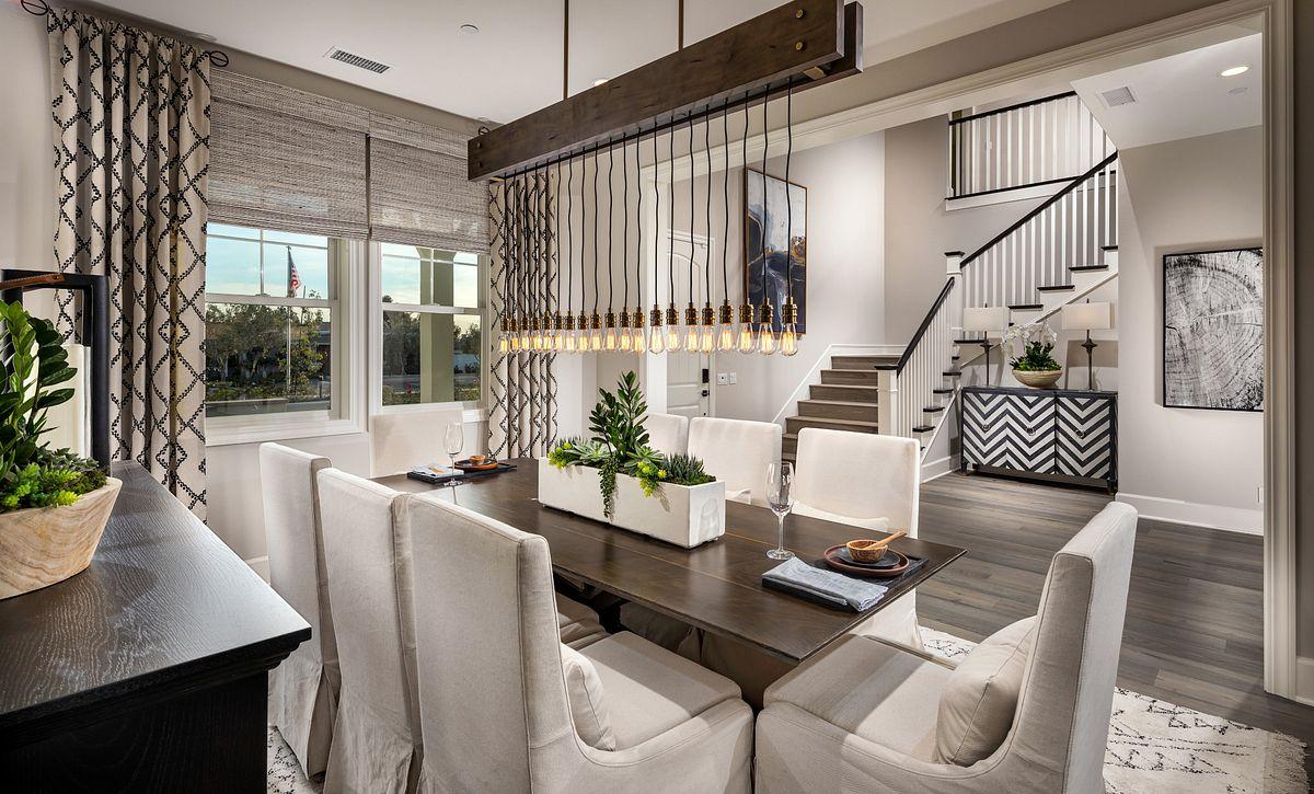 Wedgewood Plan 3 Dining Room