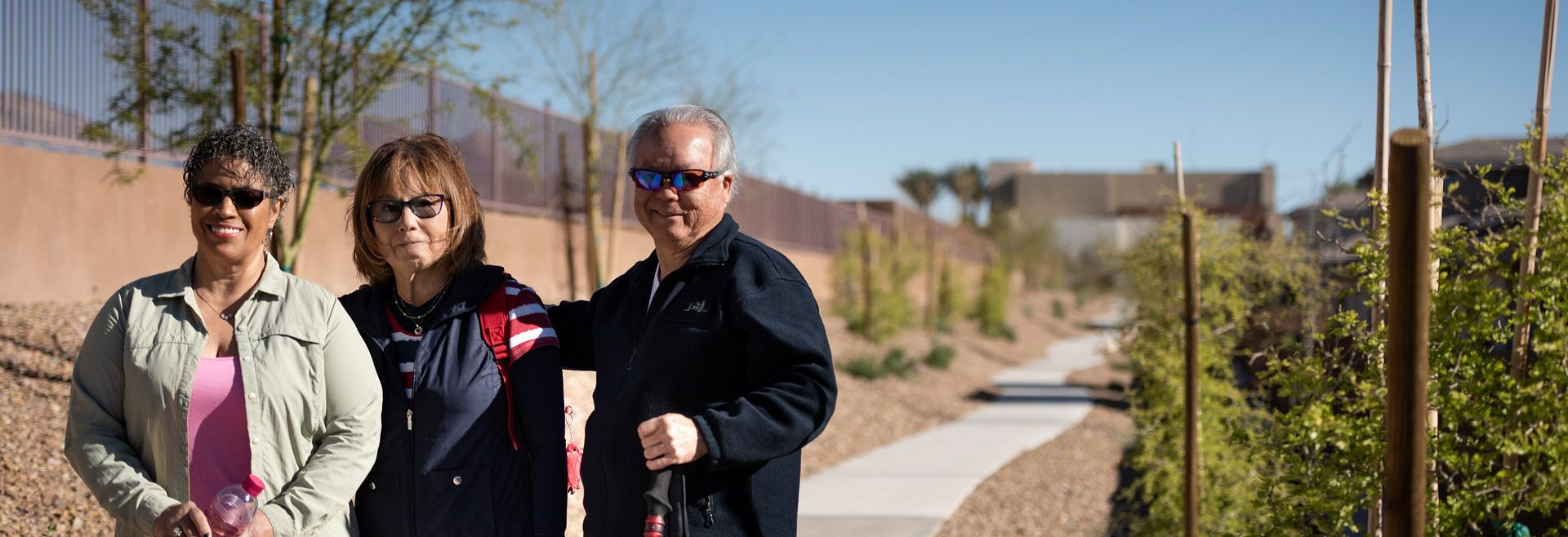 Trilogy Summerlin Homeowners Hiking