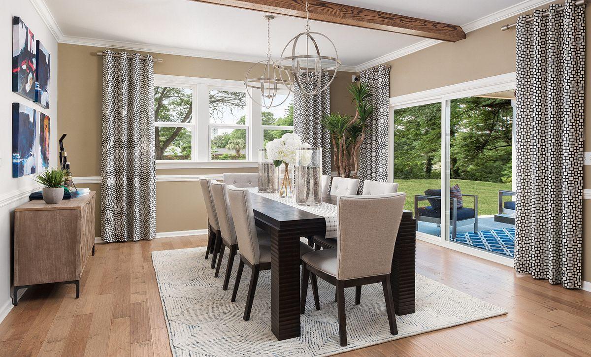 Delaney Plan Dining Room