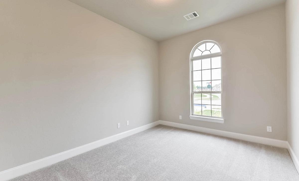 Plan 5129 Bedroom