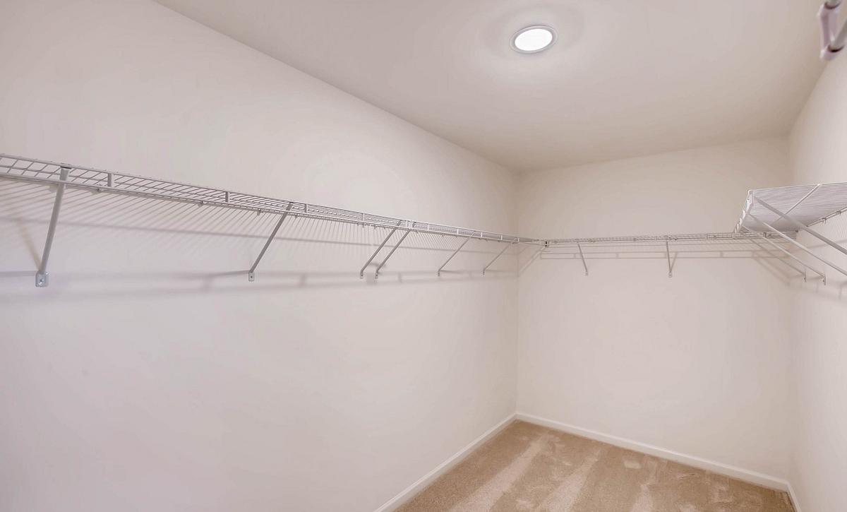 Addison plan Owner's Closet
