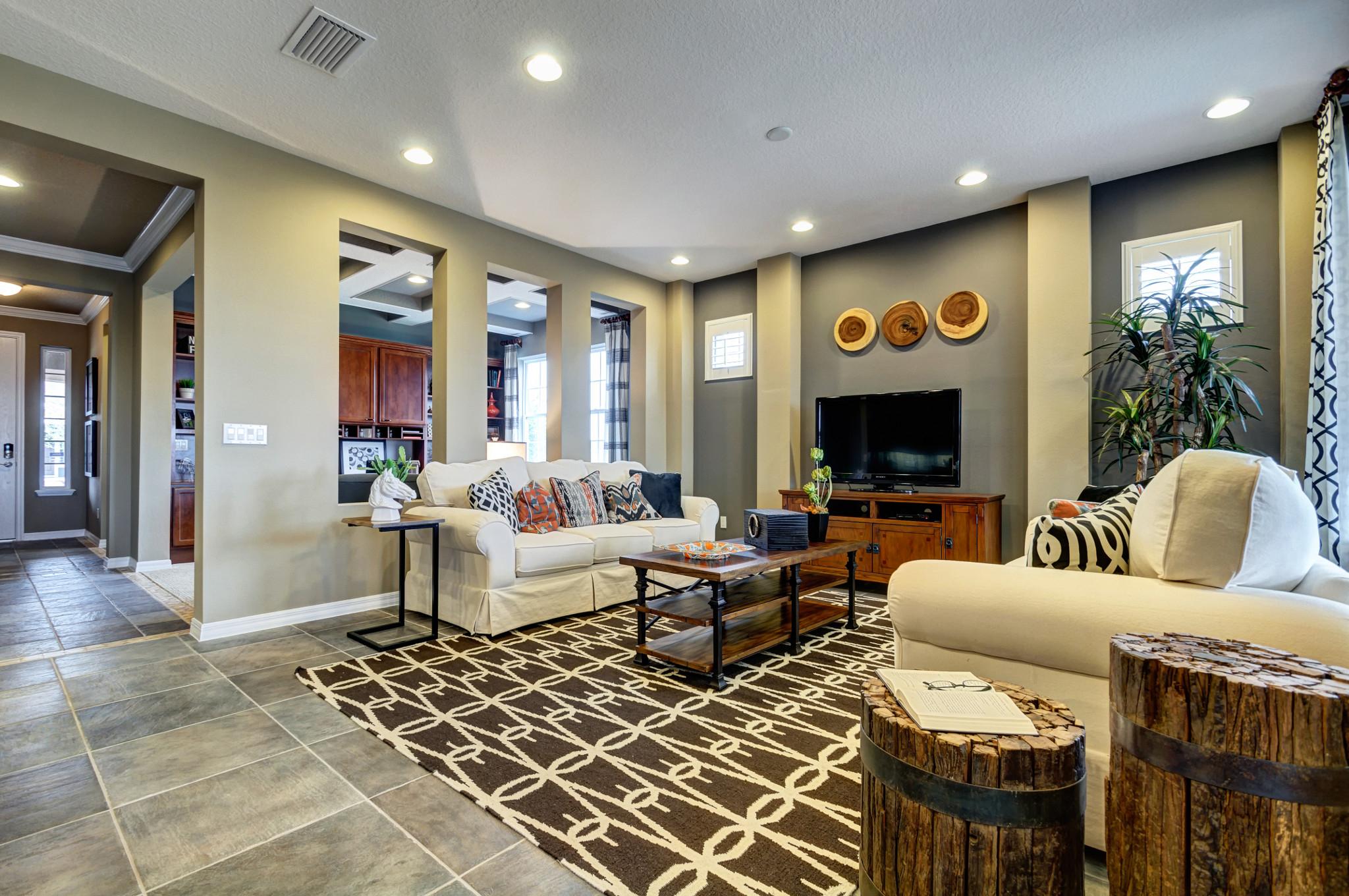 Trilogy Orlando Larkspur Plan Great Room