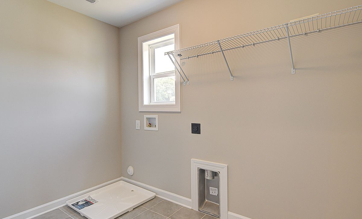 Verona plan Laundry Room