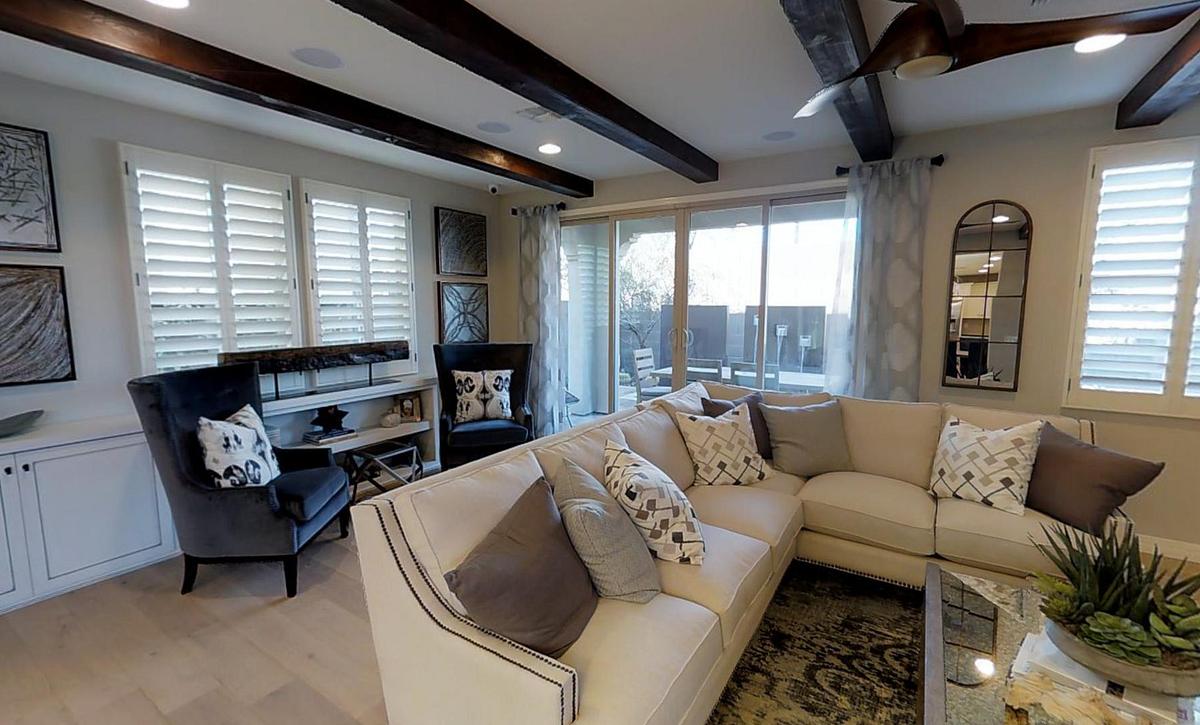 Altair Plan Living Room