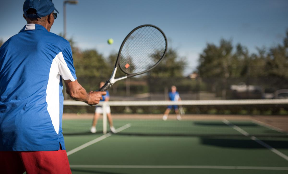 Trilogy Orlando Sports Courts: Tennis