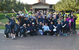 Trilogy Orlando Gait to Gate Participants in 2018