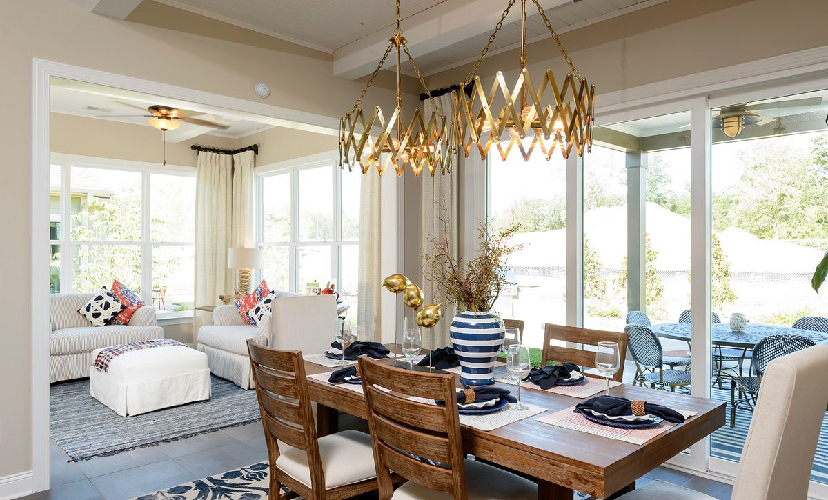 Trilogy Lake Norman Graham Plan Dining