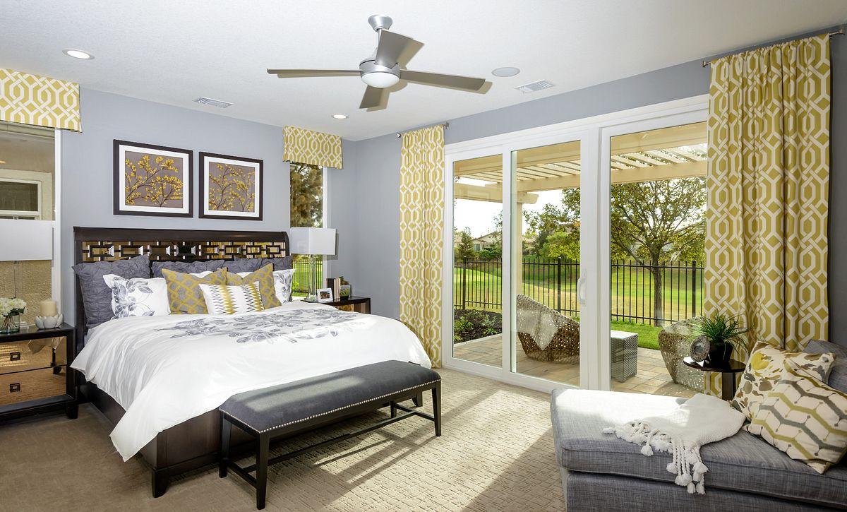 Trilogy Rio Vista Rejuvenate Master Bedroom