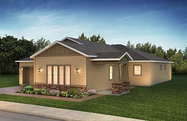 Trilogy at Ocala Preserve Enchant Craftsman Elevation