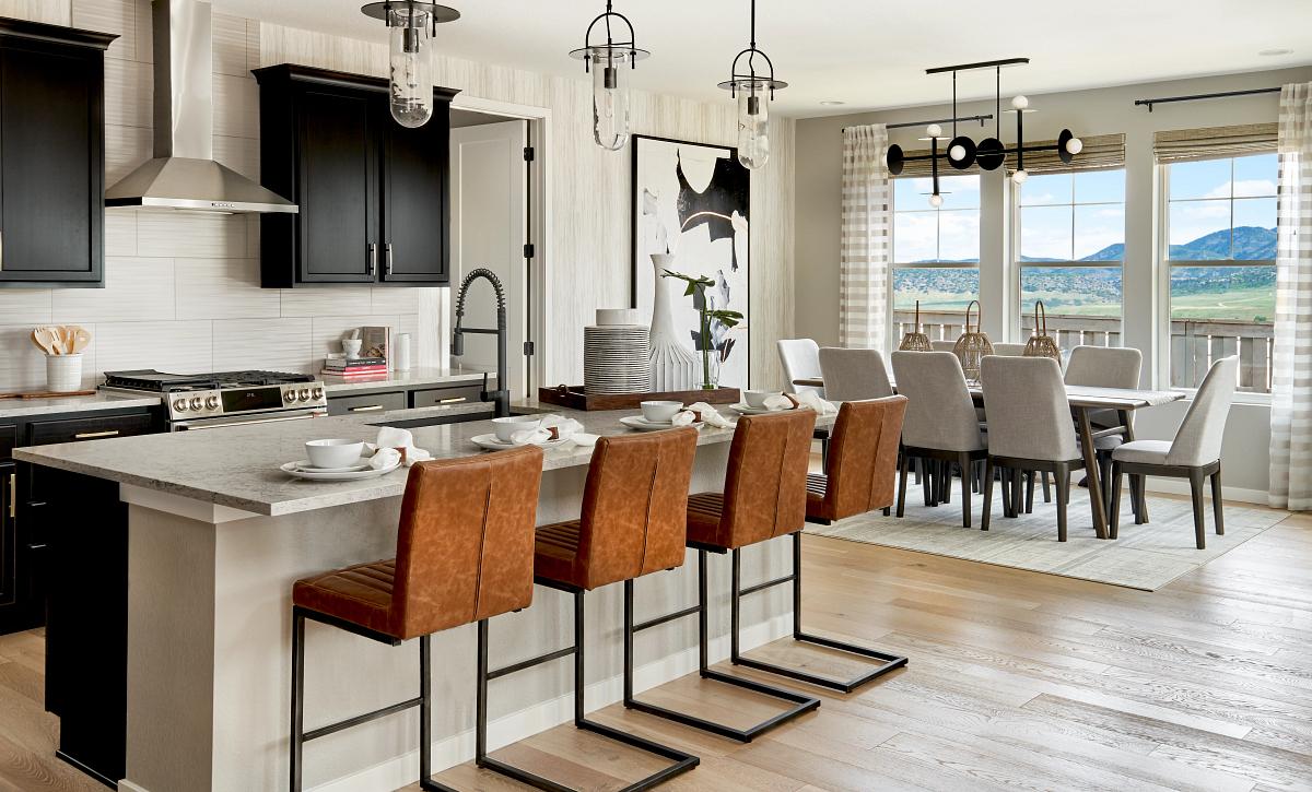 Solstice Stargaze Morningside Kitchen + Dining
