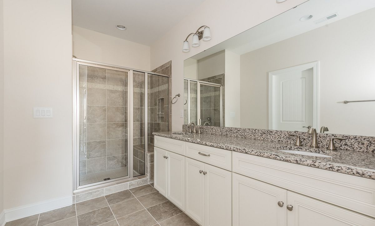 Trilogy Lake Norman Quick Move In Home Proclaim Master Bath