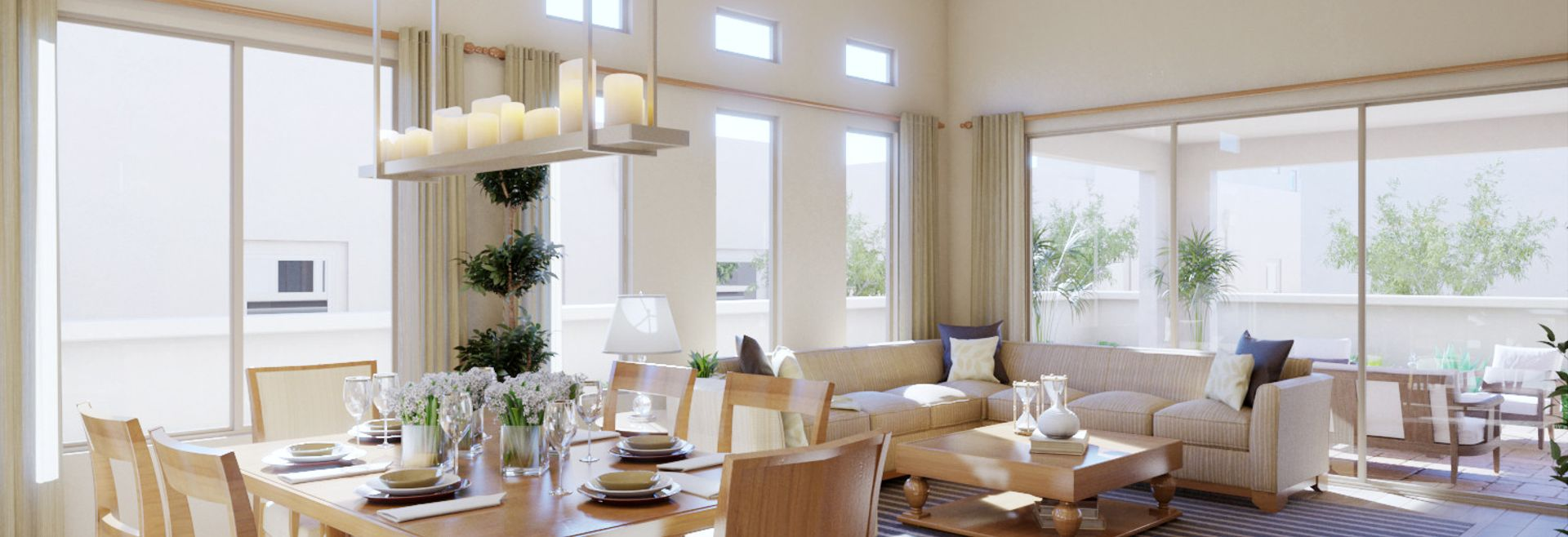 Trilogy Summerlin Explore Dining Room