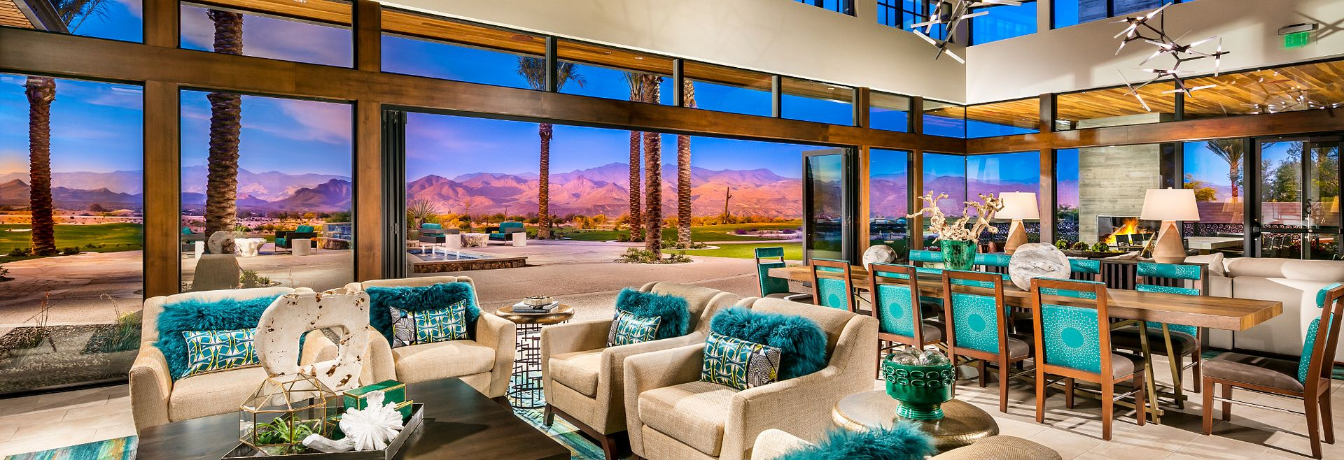 Verde River Club Grand Living Room