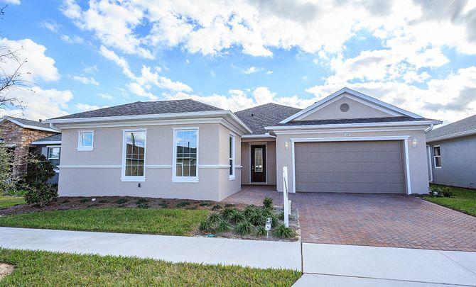 Trilogy Orlando Exterior Home Imagine Plan